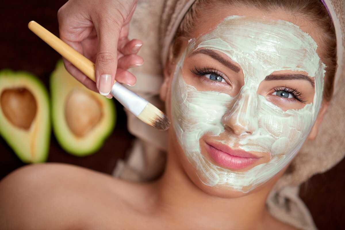 картинки как делать маски для лица мне