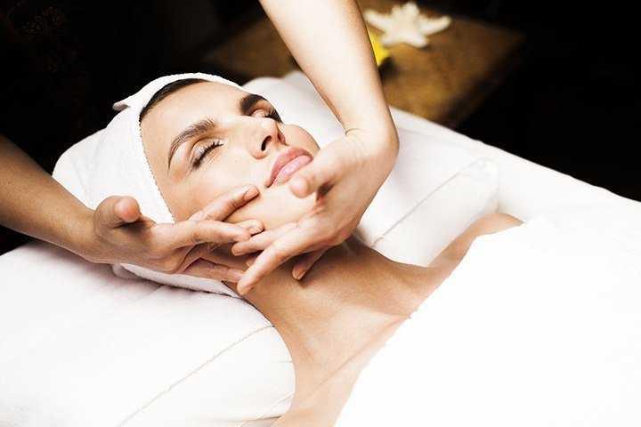 лимфодренажный массаж лица процедура