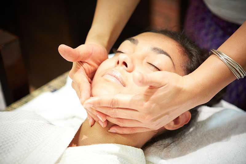 лимфодренажный массаж лица